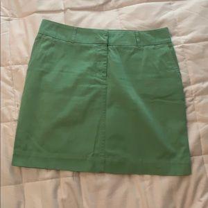 Vineyard Vines green Shep skirt